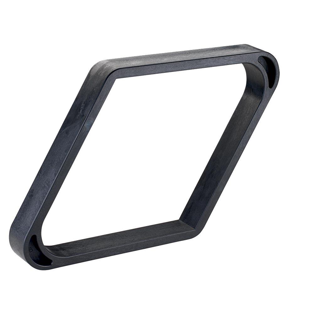 Heavy Duty Plastic Diamond 9-Ball Rack