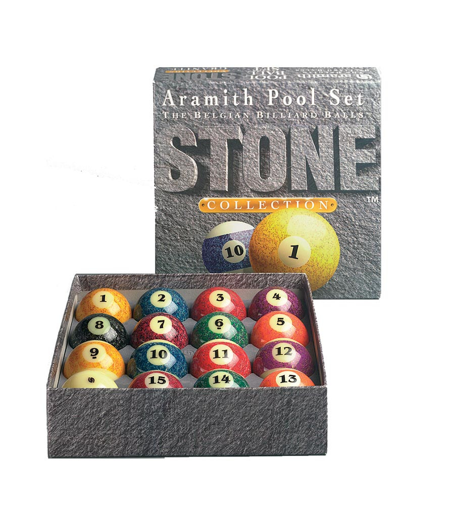 Aramith Stone Billiard Board Set