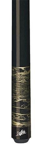 Dufferin D-201 Marbled Silver Dream Pool Cue Stick