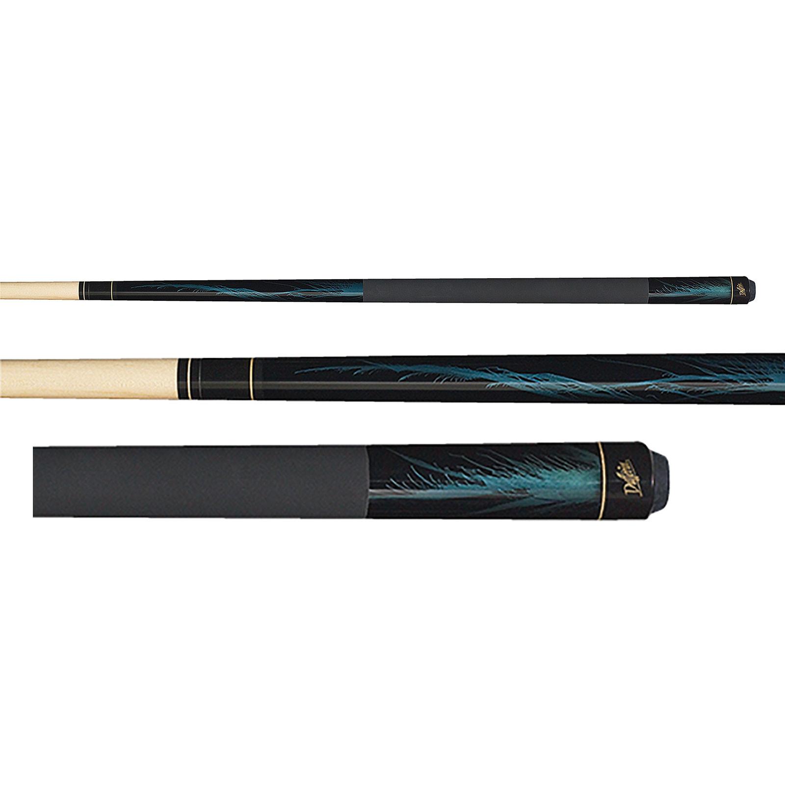 Dufferin D-211 Blue Flame Pool Cue Stick