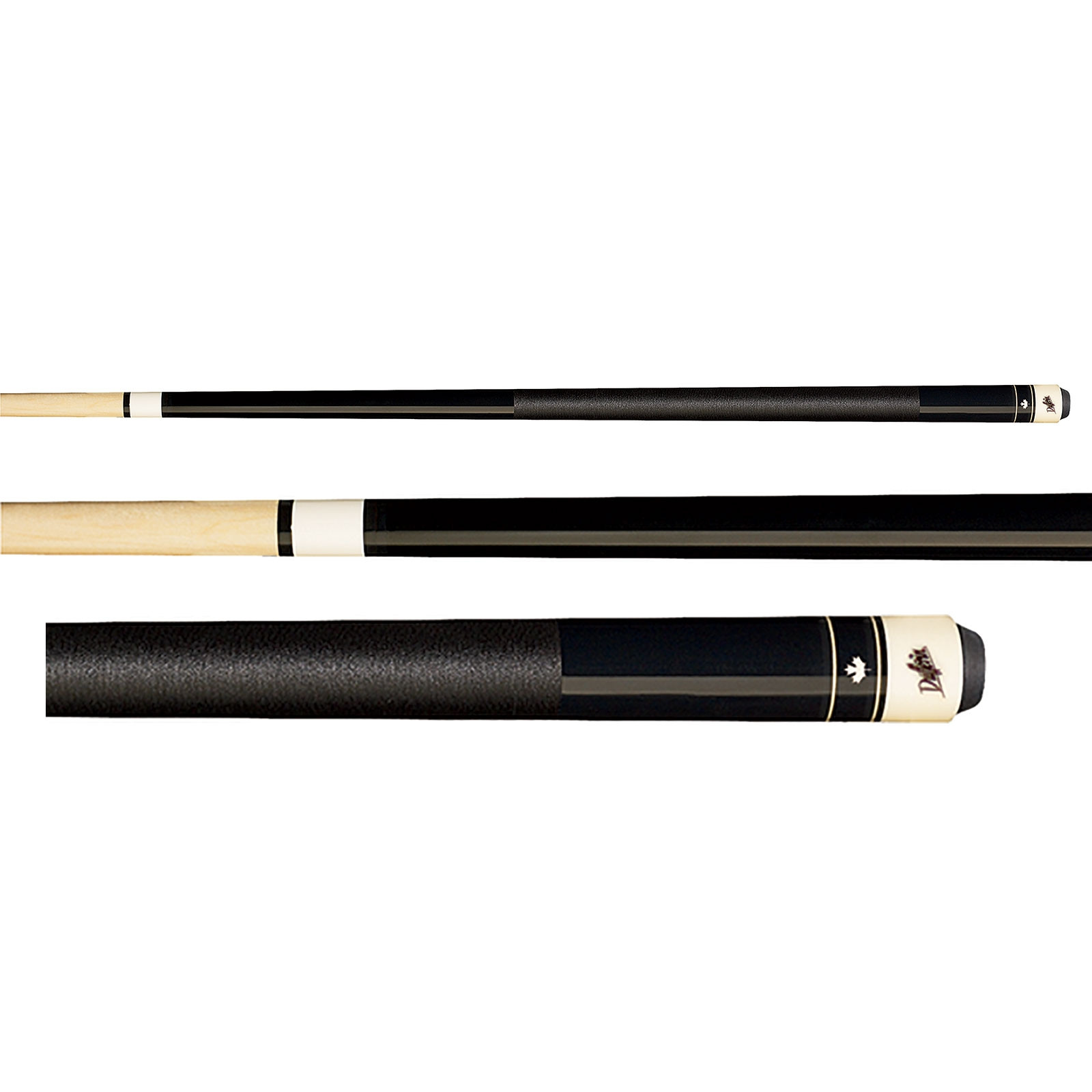 Dufferin D-239 Jet Black Pool Cue Stick