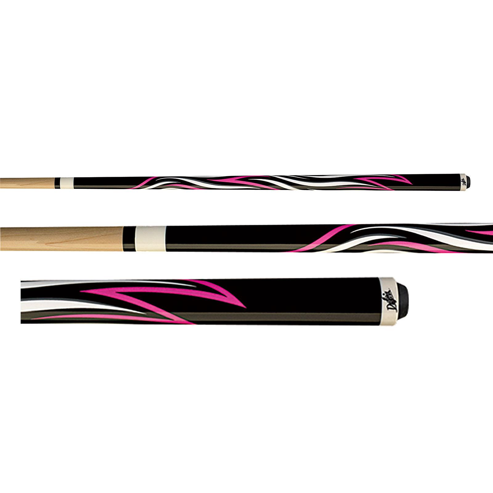 Dufferin D-424 Black Pool Cue Stick