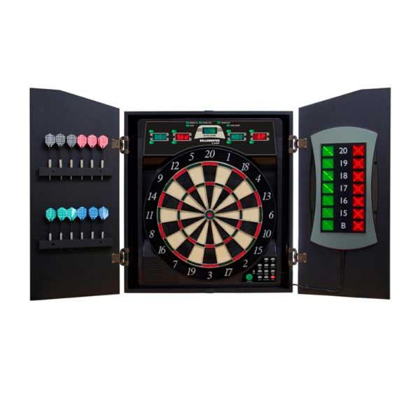 Arachnid Bullshooter CricketMaxx 5.0 E-Bristle Electronic Dartboard
