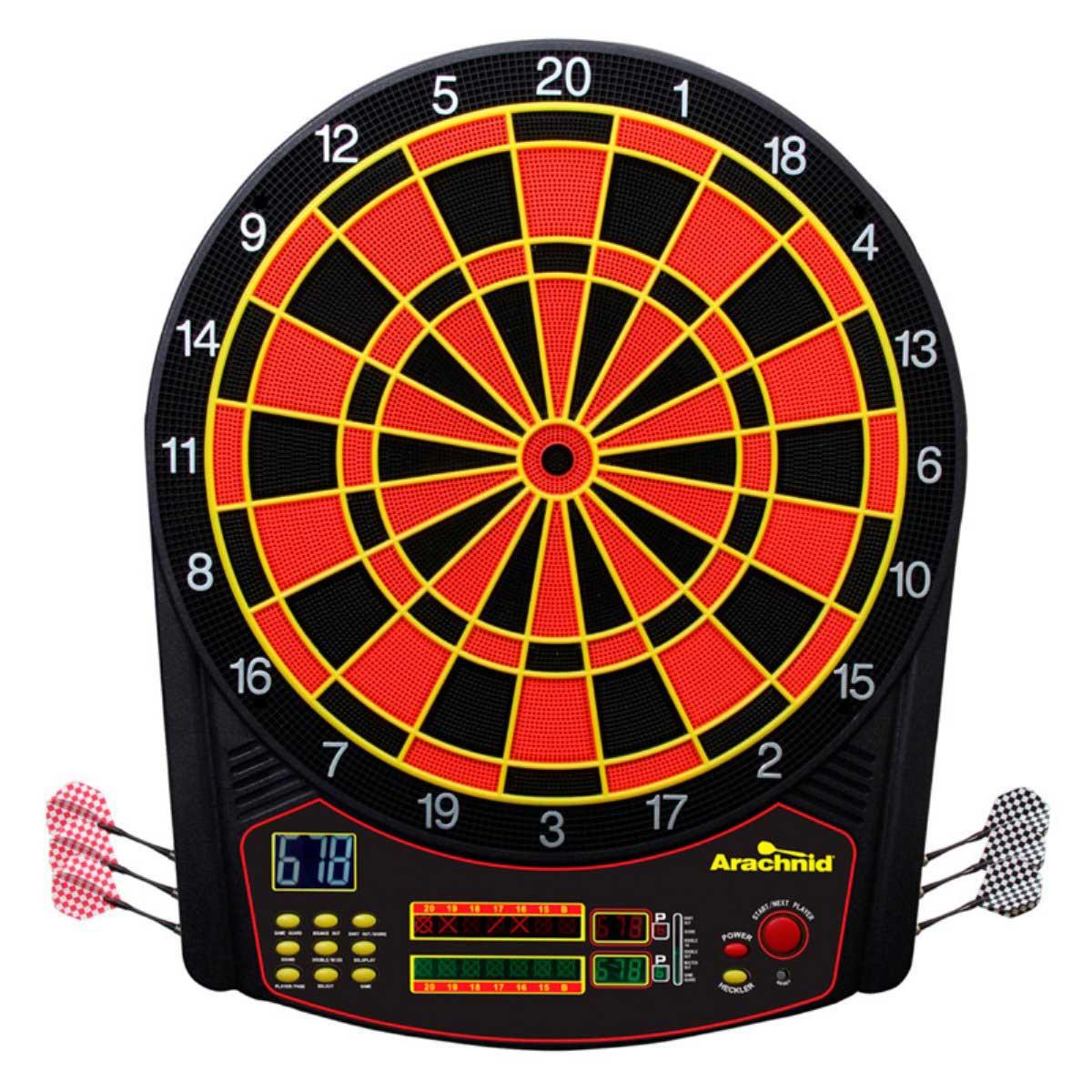 Arachnid CricketPro 450 Electronic Dart Board