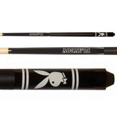 Minnesota Fats Playboy Silhouette Pool Cue