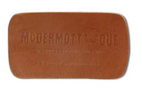 McDermott Leather Pad Shaft Conditioner