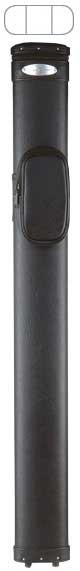 McDermott Shooters Collection 1x2 Black Hard Pool Cue Case