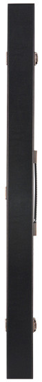 McDermott 75-0911 1x1 Box Hard Pool Cue Case