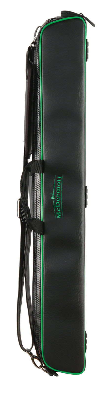 McDermott 75-0924 2x3 Black Soft Pool Cue Case