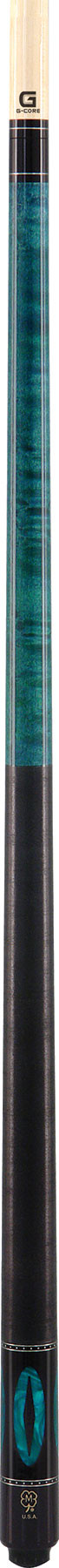 McDermott G213 G-Series Teal Pool Cue