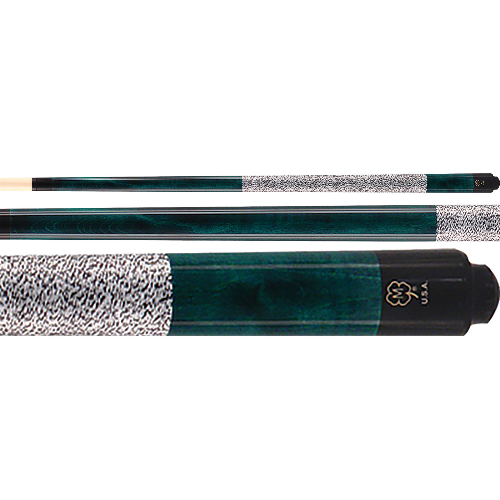 McDermott GS01 GS-Series Green Pool Cue