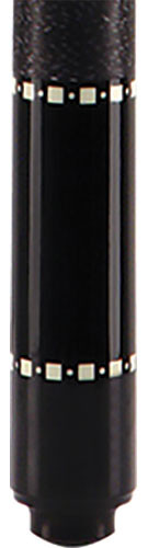 McDermott Lucky Pool Cue, L12, Black
