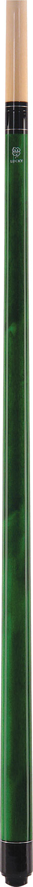McDermott Lucky Pool Cue, L3, Green