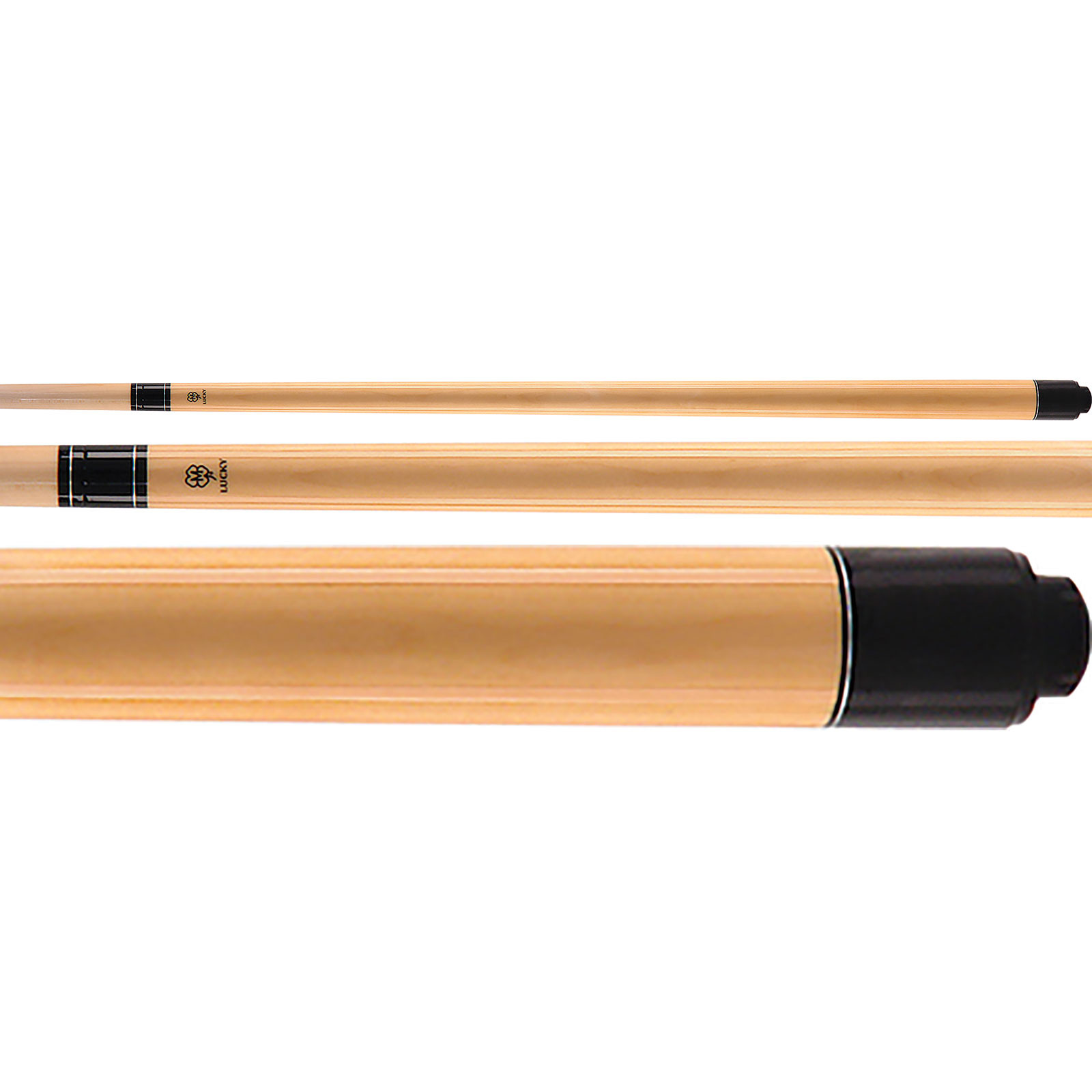 McDermott Lucky Pool Cue, L4, Honey