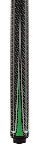 Lucky Pool Cue, L45, Green