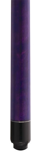 Lucky Pool Cue, L69, Purple