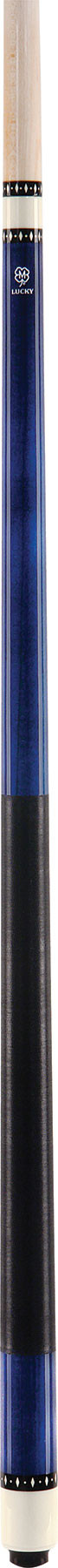 McDermott Lucky Pool Cue, L7, Blue
