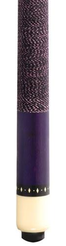 McDermott Lucky Pool Cue, L71, Purple
