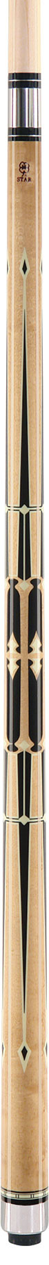 McDermott Star S63 Honey Billiards Pool Cue Stick
