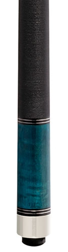 McDermott Star S74 Pool Cue - Black/Blue