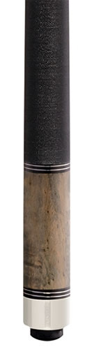 McDermott Star S77 Pool Cue - Black/Grey
