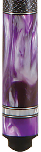McDermott SP10 Star Pearl Pool Cue - Purple