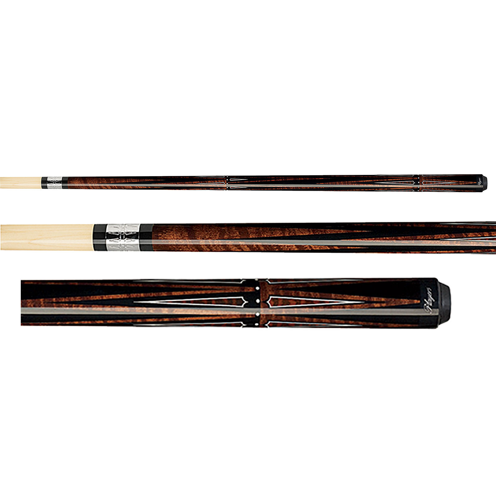 Players Acid AC20 Walnut Pool Cue