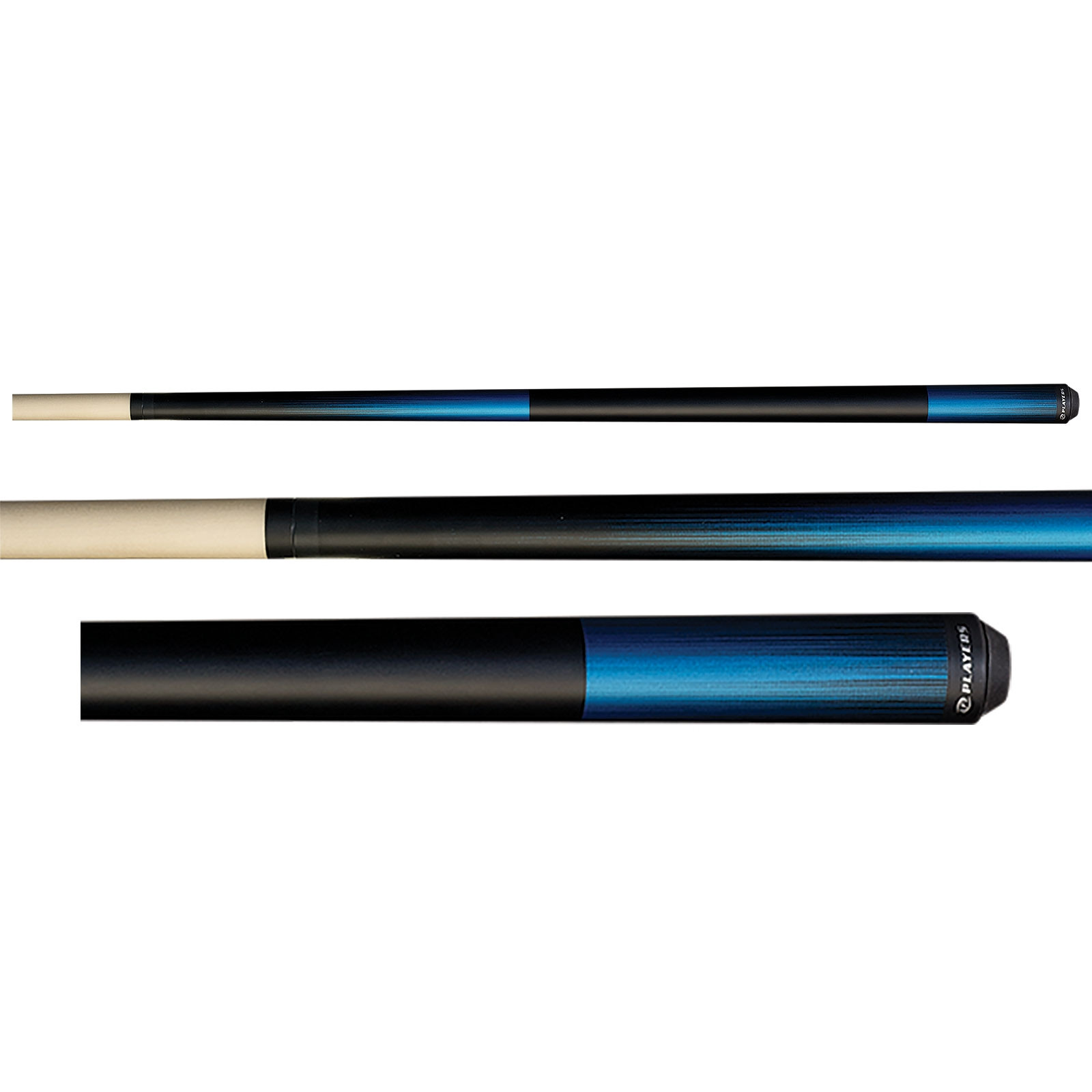 Players C-702 Blue Pool Cue