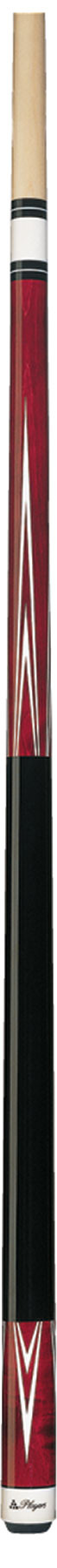Players C-801 Crimson Pool Cue