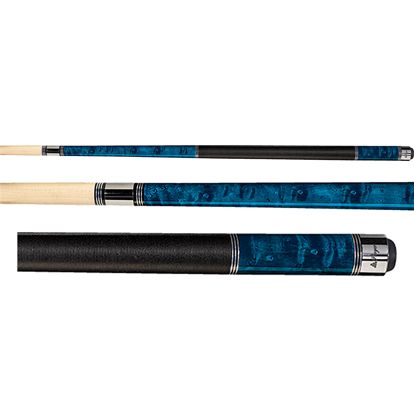 Players C-955 Blue Pool Cue