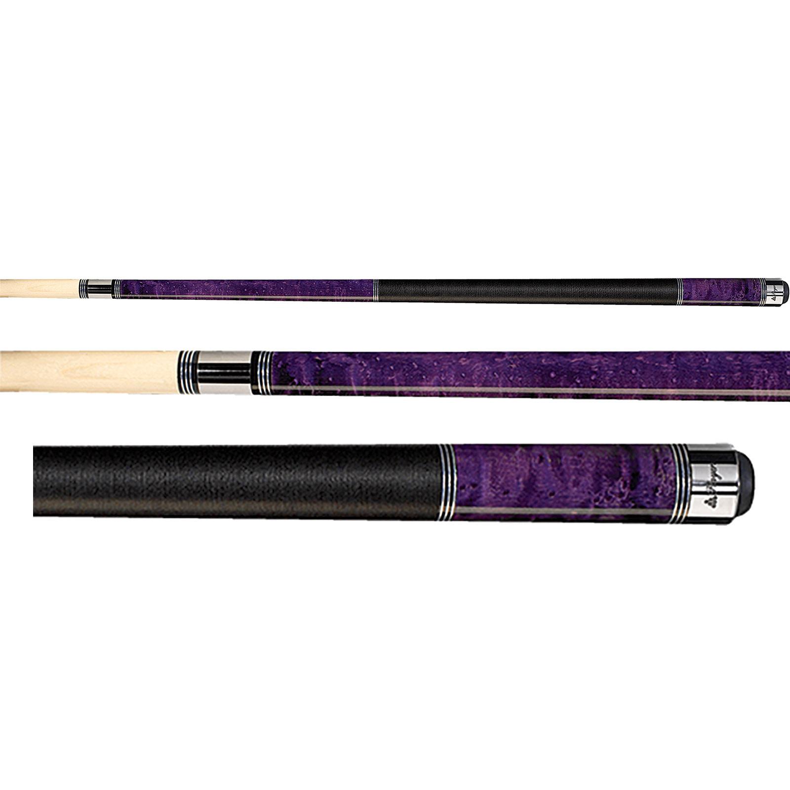 Players C-965 Royal Purple Pool Cue Stick