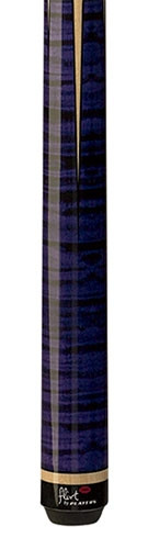 Players F-2610 Flirt Purple Tiger Stripe Pool Cue Stick