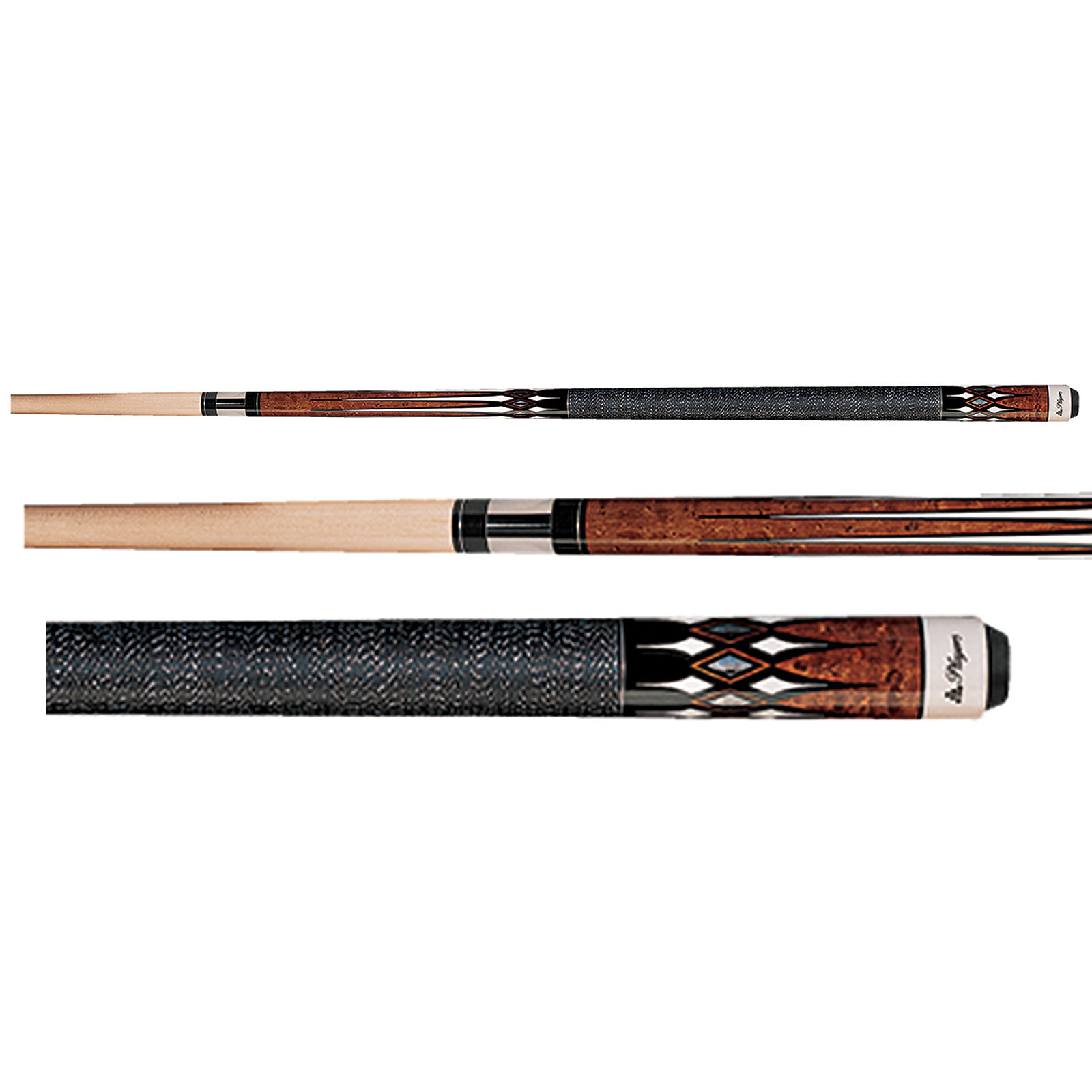 Players G 2252 Brown Pool Cue Stick