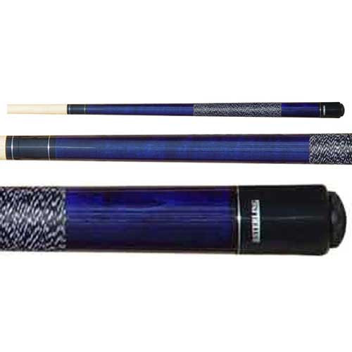 "Sterling Blue 52"" Child's Pool Cue"