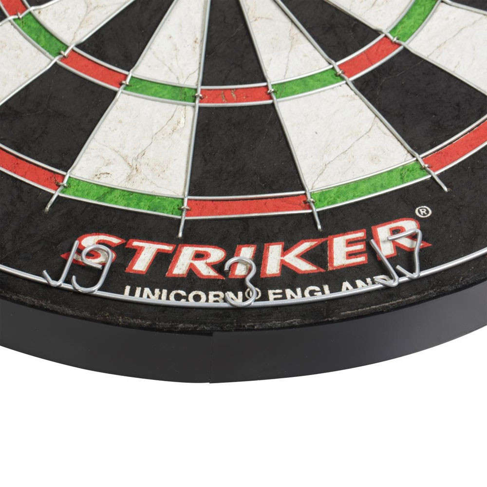Unicorn Striker Bristle Dart Board