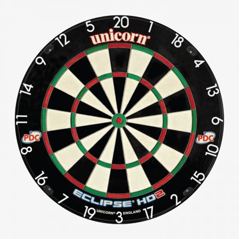 Unicorn D79448 Eclipse HD2 Bristle Dart Board