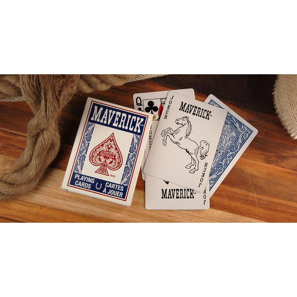 Maverick Standard Index Playing Cards