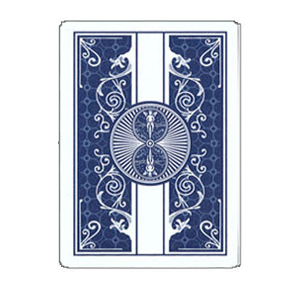 Bicycle Prestige Plastic Playing Cards, Blue