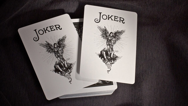 Bicycle Guardians Playing cards