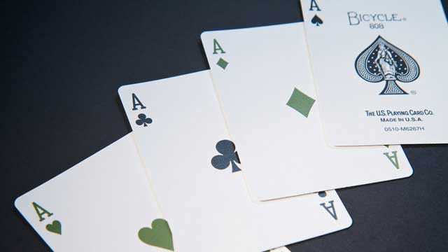 ... Bicycle Eco Edition Recyclable Playing Cards ...