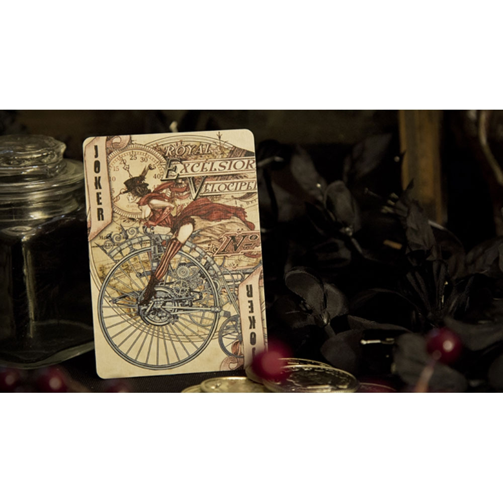 Bicycle Alchemy England Playing Cards