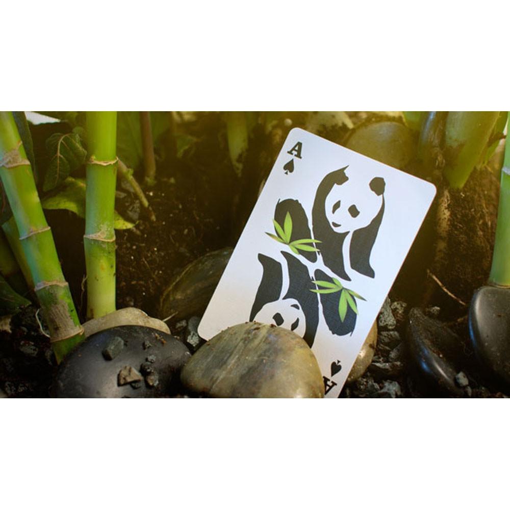 Bicycle Panda Playing Cards