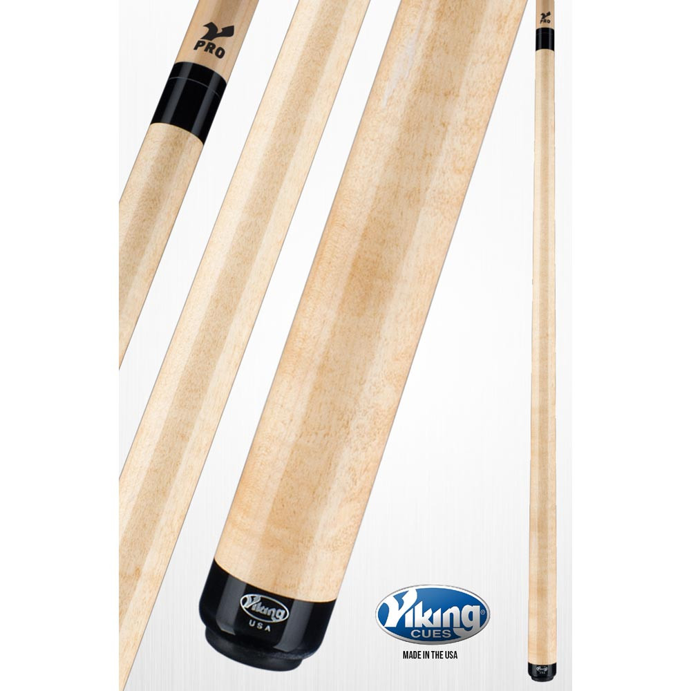 Viking A208 Khaki Tan Pool Cue