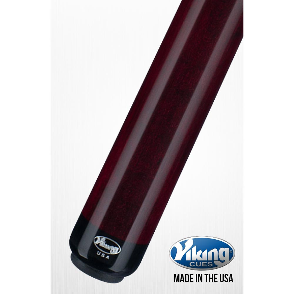 Viking B2009 Bordeaux Red Pool Cue