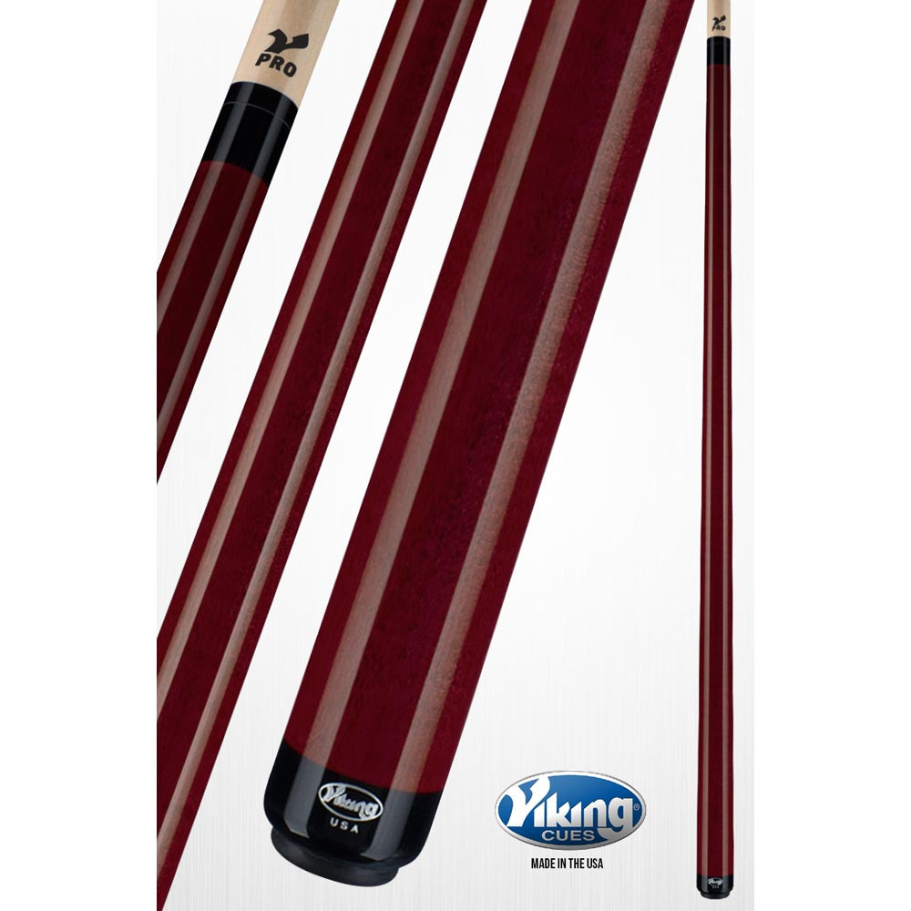 Viking B2012 Black Cherry Pool Cue