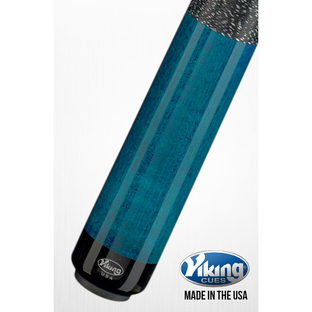Viking A243 Teal Pool Cue