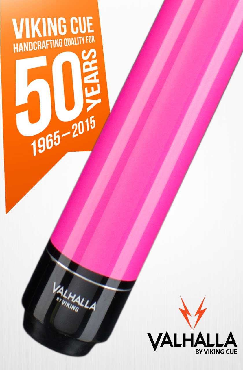 Viking Valhalla VA106 Pink Pool Cue Stick
