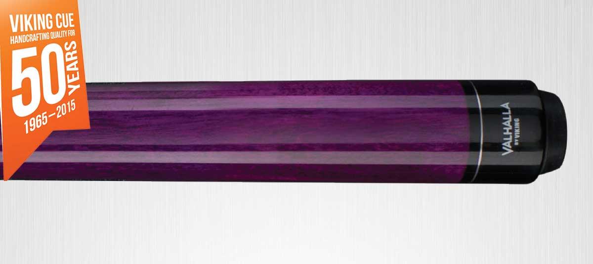 Viking Valhalla VA107 Purple Pool Cue Stick