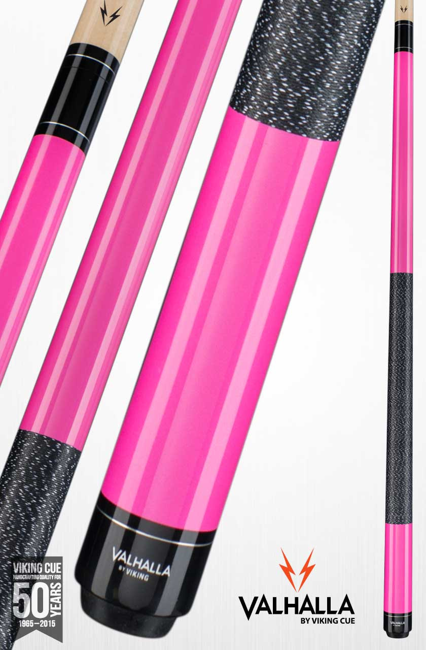 Viking Valhalla VA116 Pink Pool Cue Stick