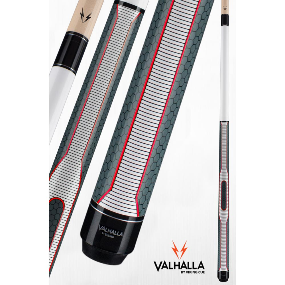 Valhalla VA461 White Pool Cue Stick from Viking Cue